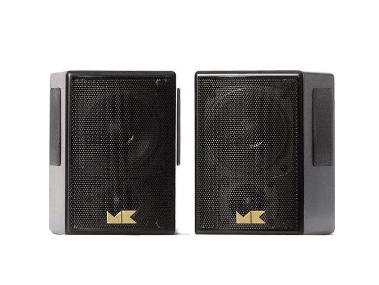 M-4T Surround (BLACK)/คู่