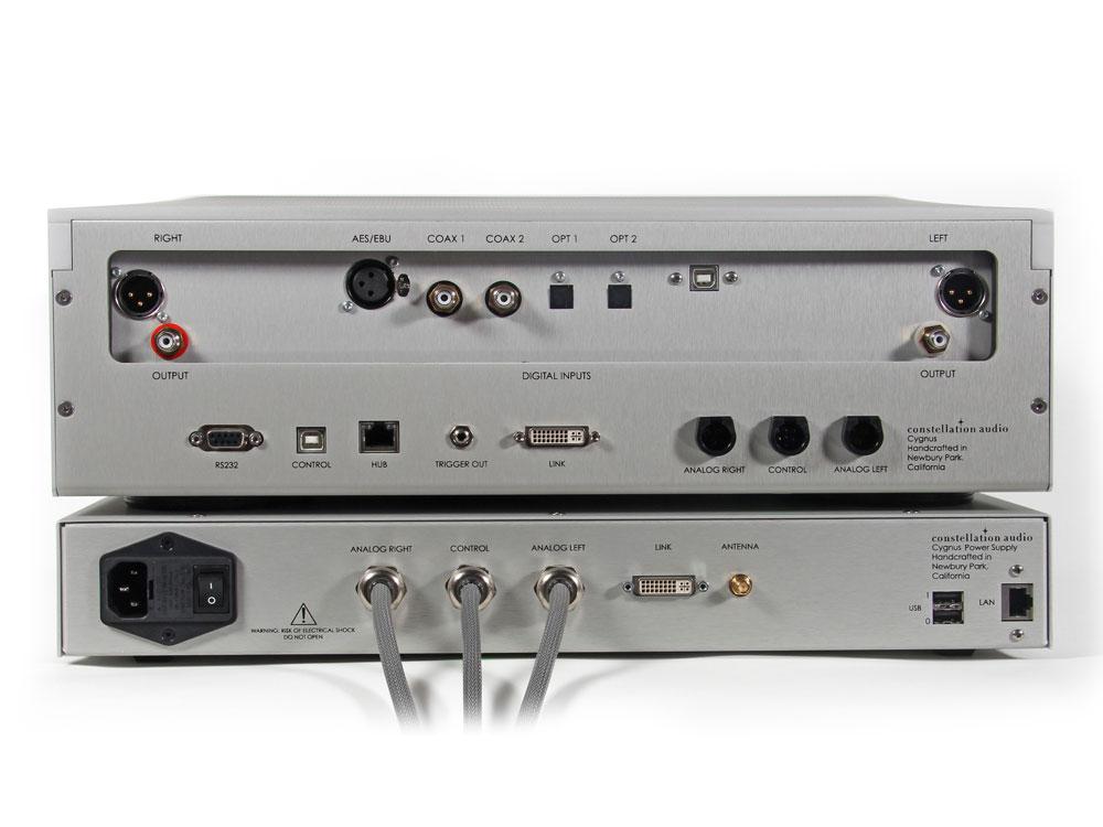 Cygnus Media Server & Cygnus Dac