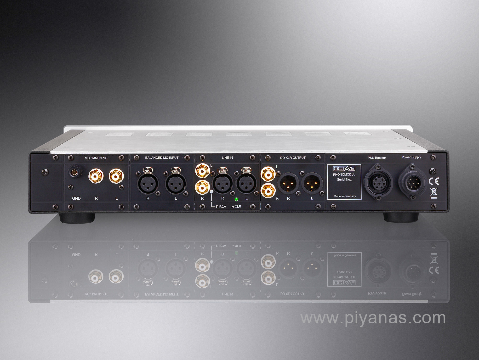 Phono Module Main (SILVER)