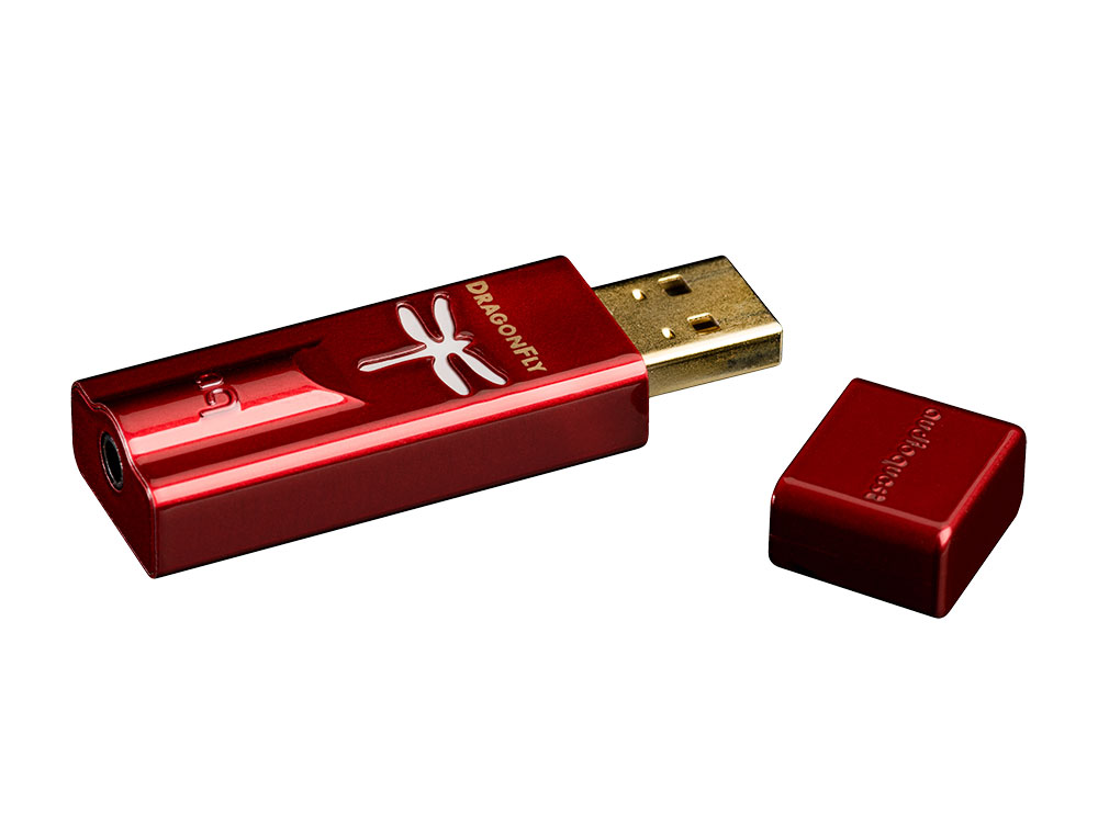 DragonFly DAC RED
