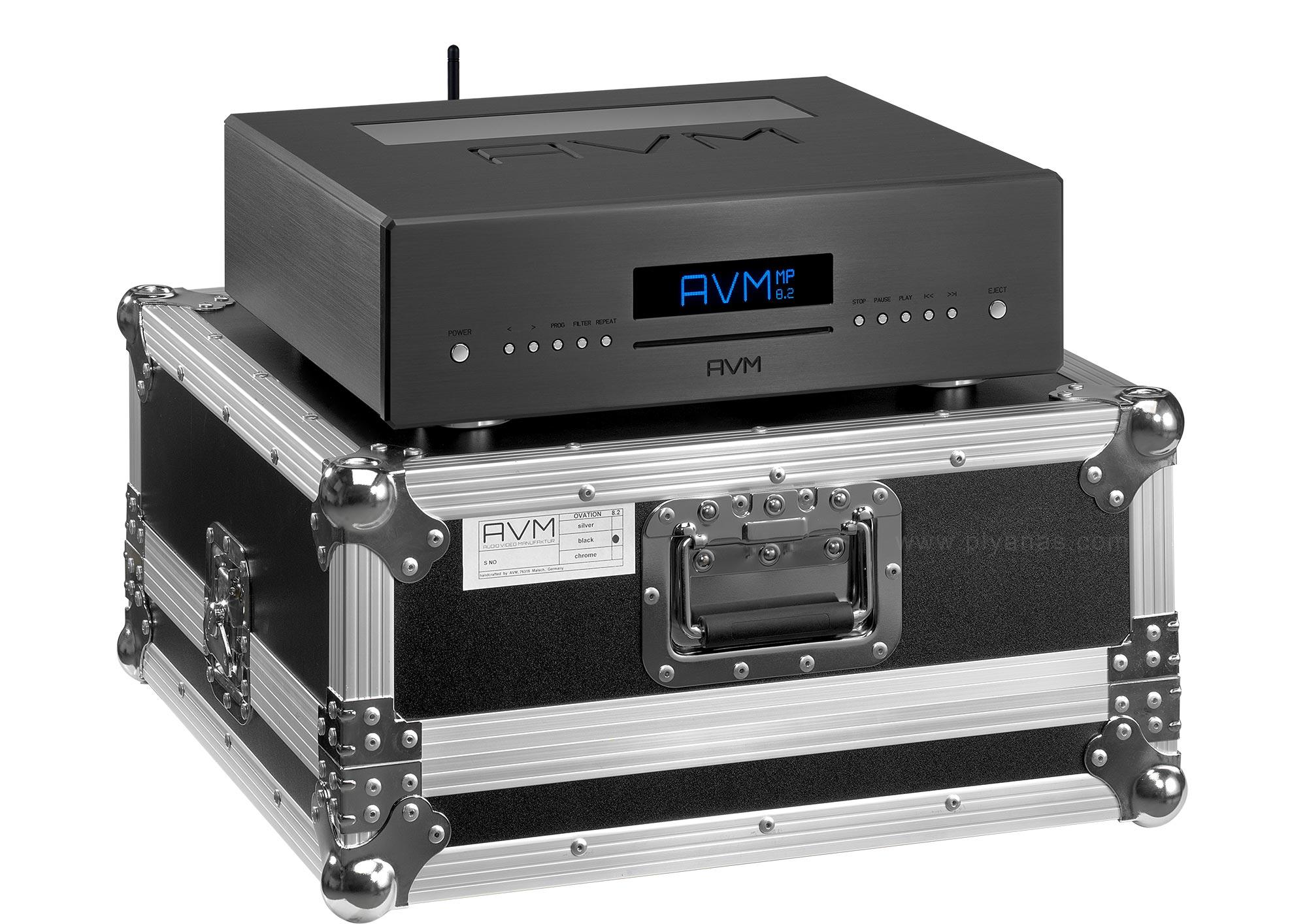 MP 8.2 (Black) รวมรีโมท RC9