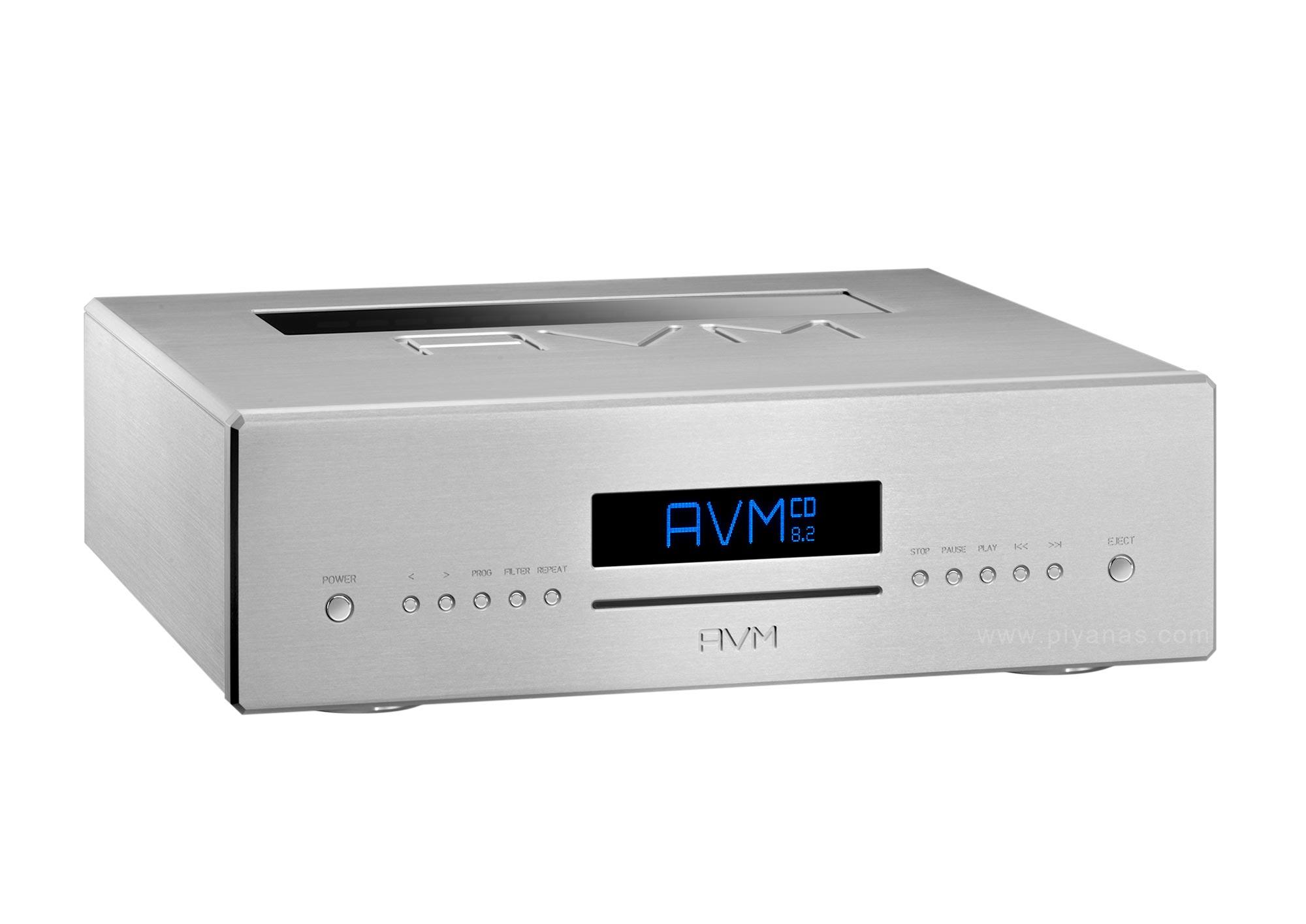 CD 8.2 (Silver) รวมรีโมท RC3