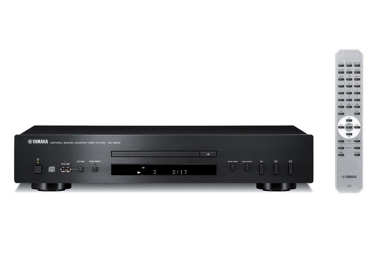 CD-S300 (BLACK)