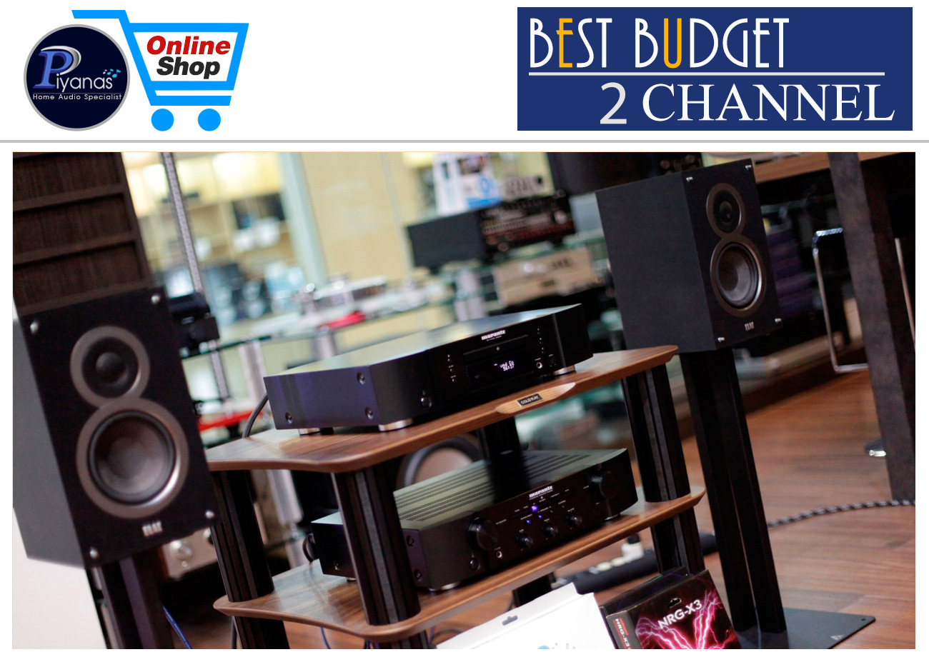 Best Budget 2 Channel # 1
