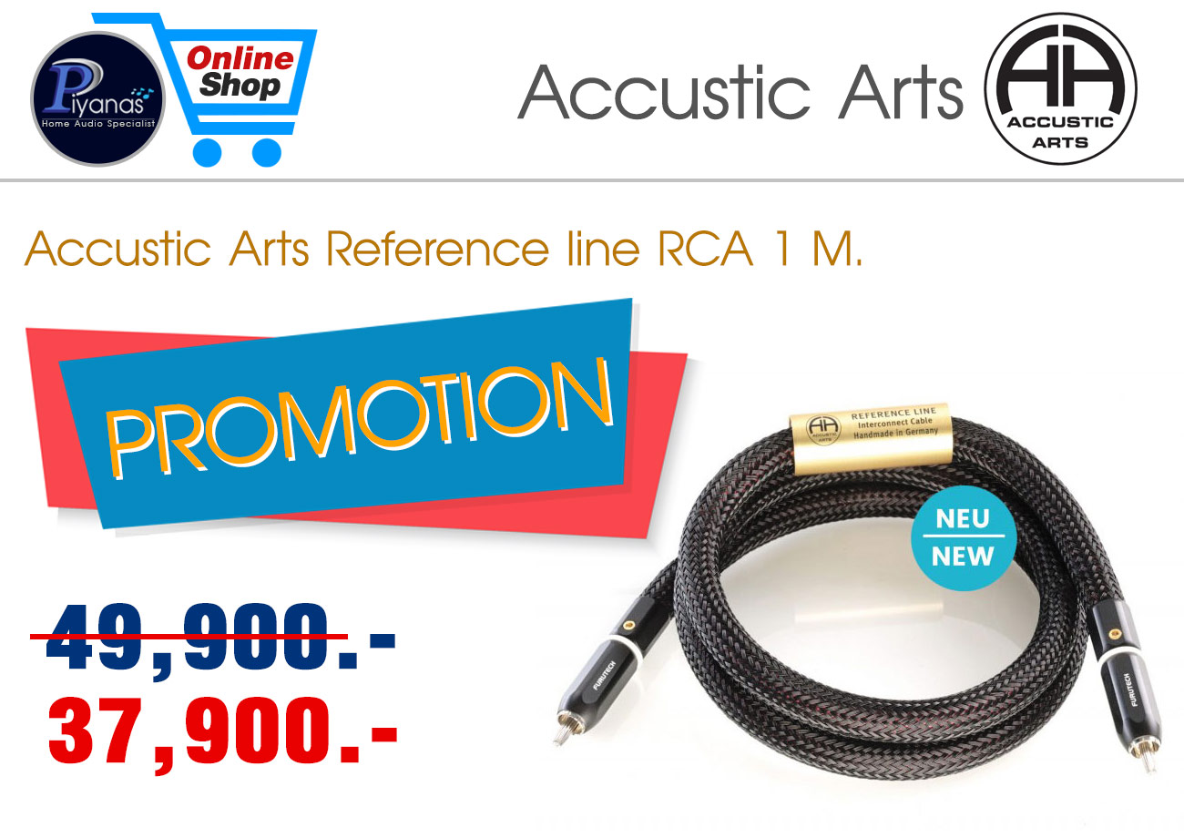 Reference line RCA 1 m.
