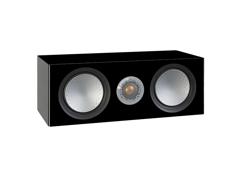 SILVER-C150 (Black Gloss)