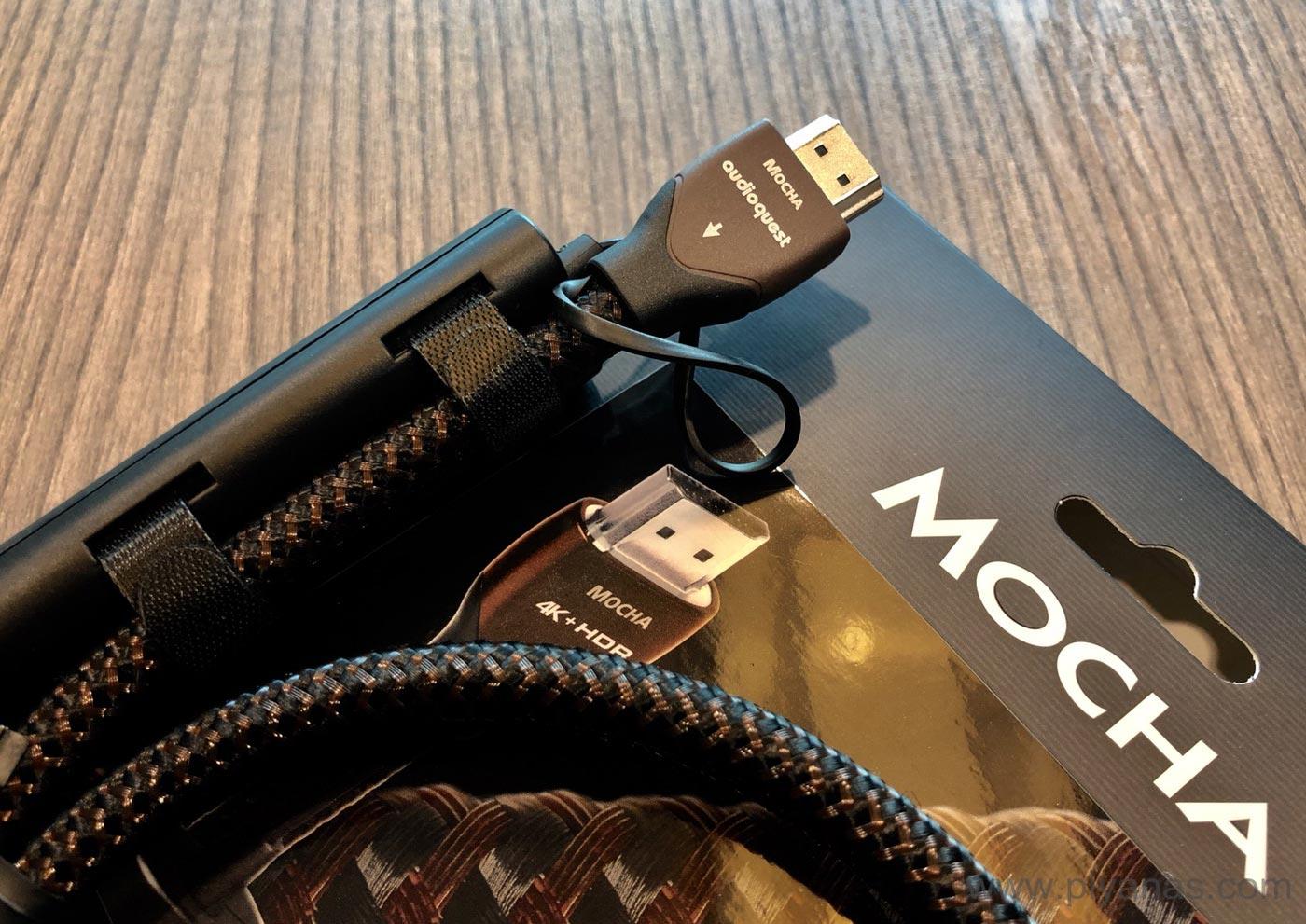 HDMI MOCHA (1.M) 1 เส้น Limited edition + DBS