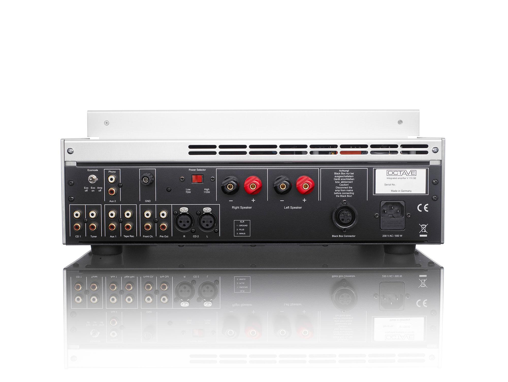 V110 SE + 804 D3