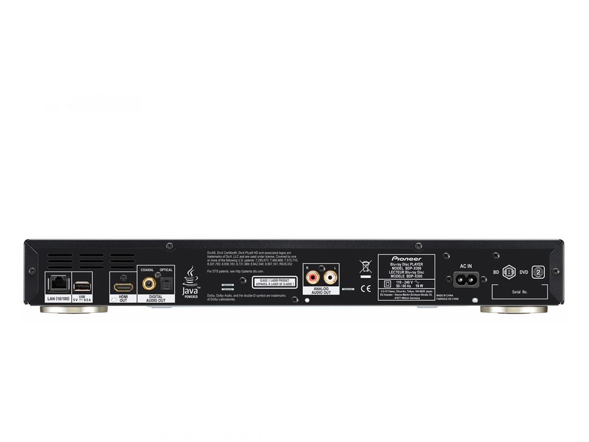 BDP-X300 (BLACK) (DEMO) สินค้าตัวโชว์