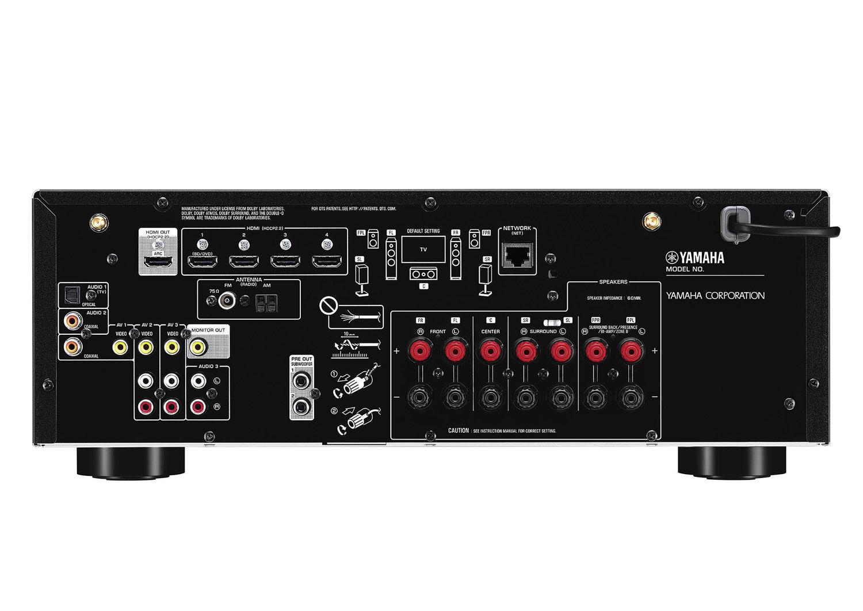 RX-V585 (BLACK)