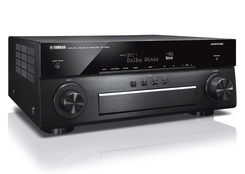 RX-A880 (BLACK)