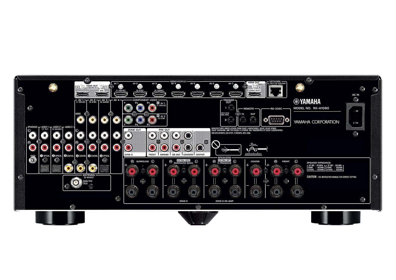 RX-A1080 (BLACK)