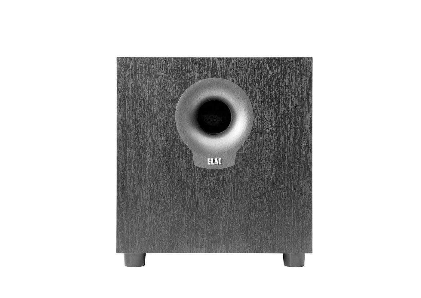 Debut S-10.2 (BLACK)