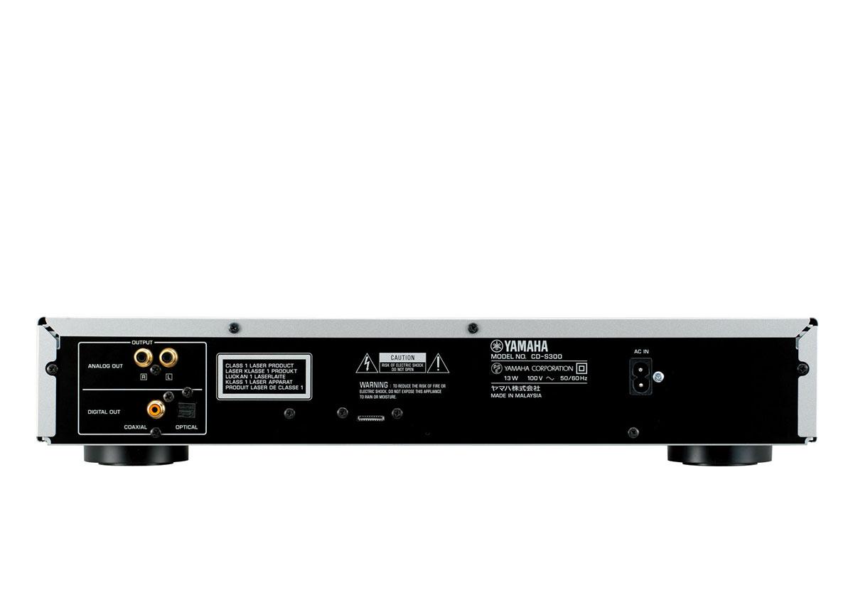 A-S301 + CD S300