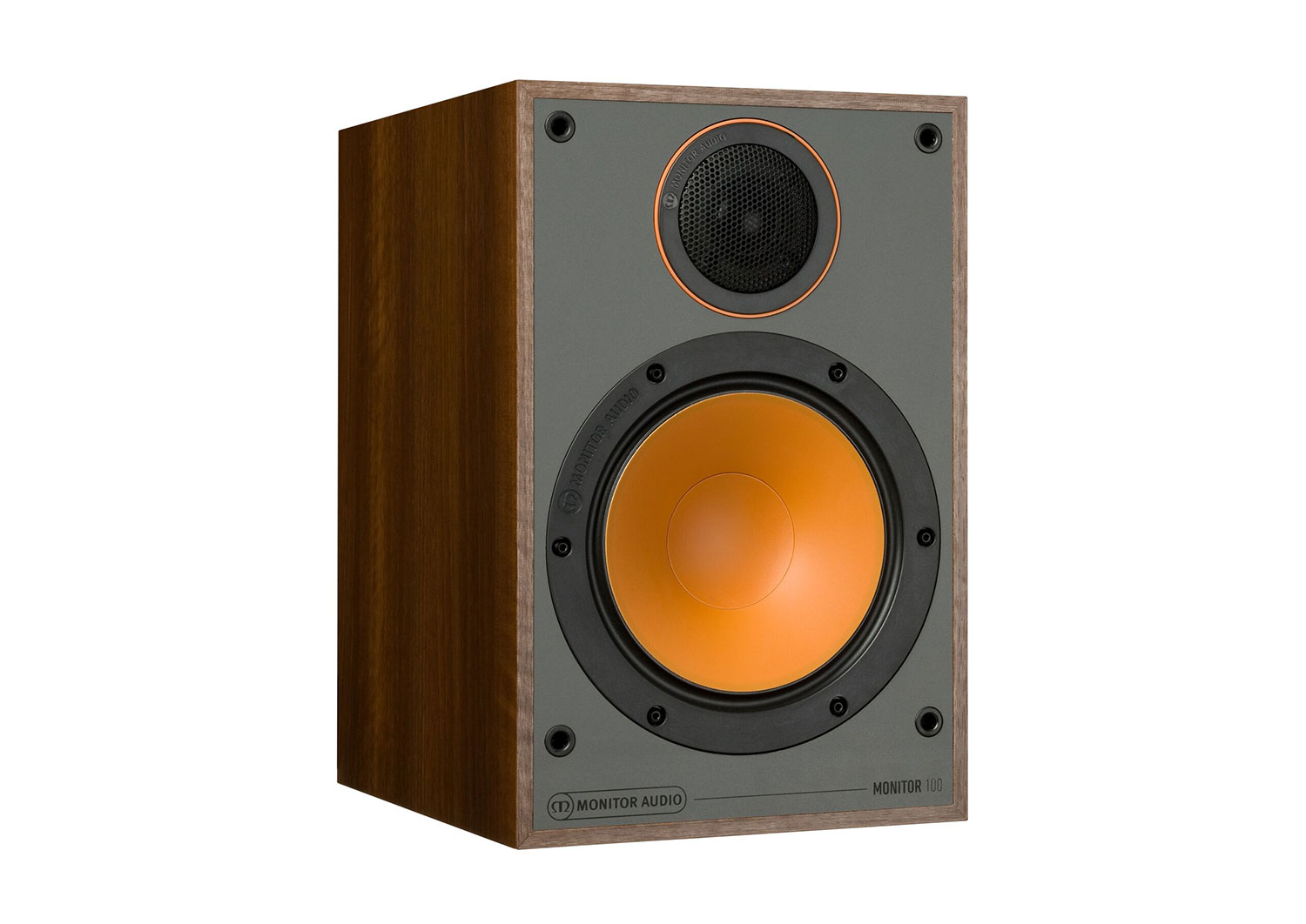 Monitor 100 (Walnut Vinyl)