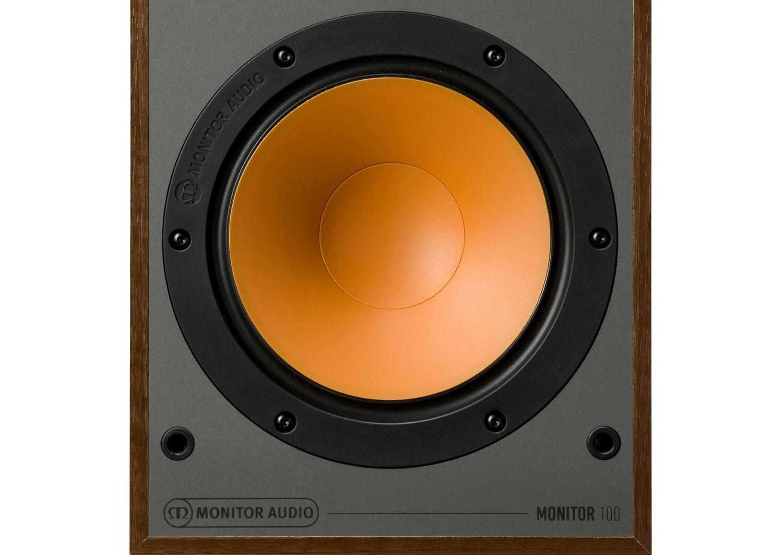 Monitor 100 (Walnut Vinyl)