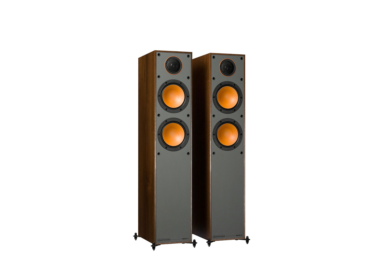 Monitor 200 (Walnut Vinyl)