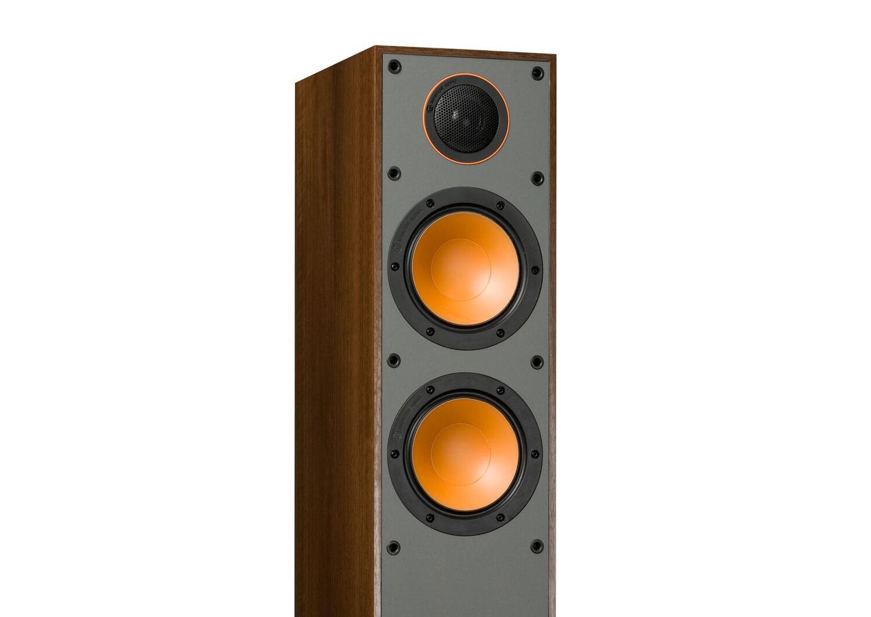 Monitor 200 (Walnut Vinyl)