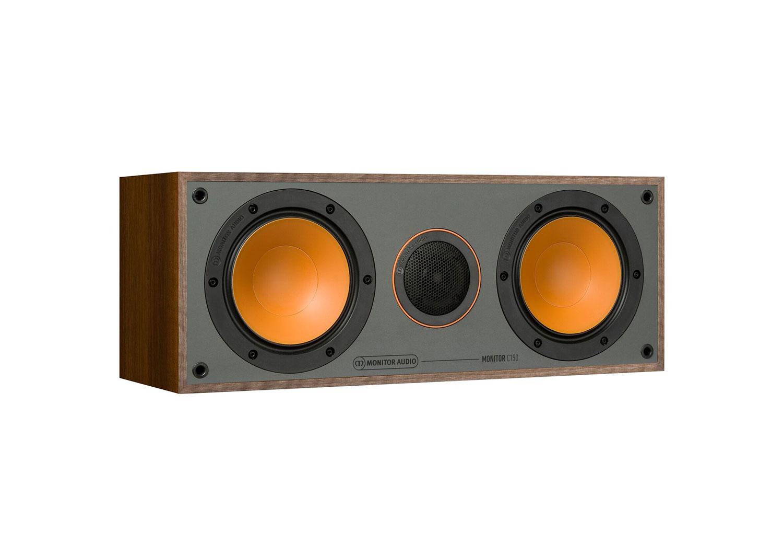 Monitor C150 (Walnut Vinyl)