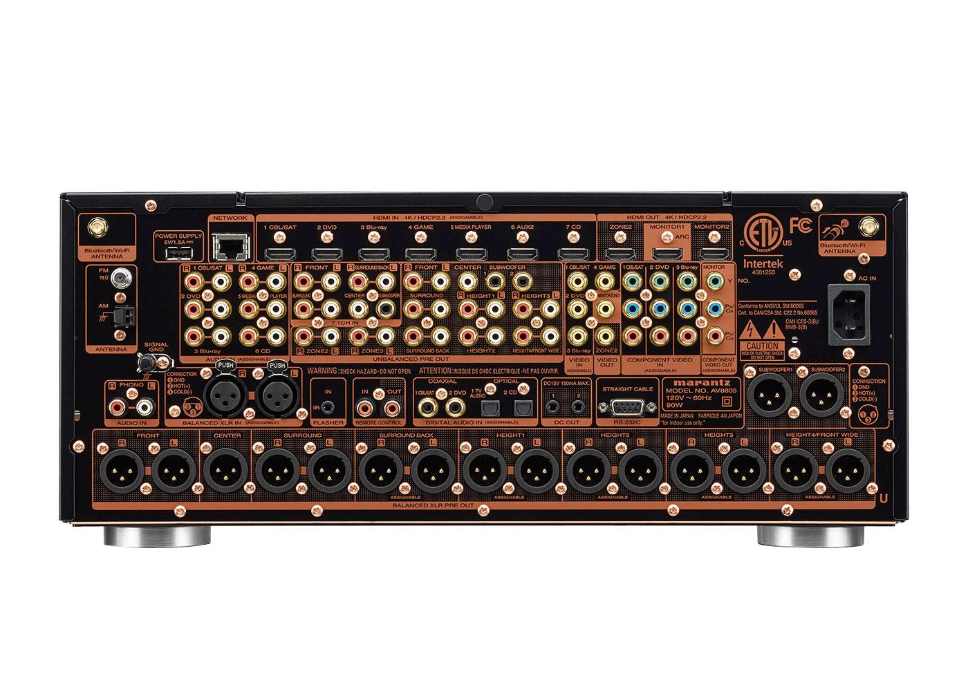 AV-8805 (Black)