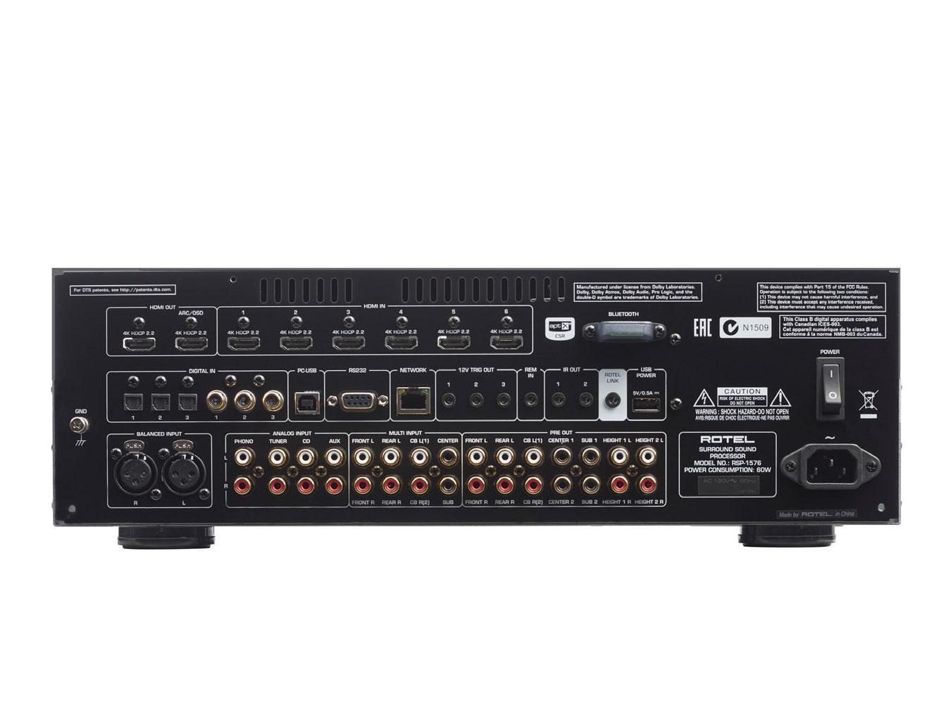 RSP-1576 (BLACK)