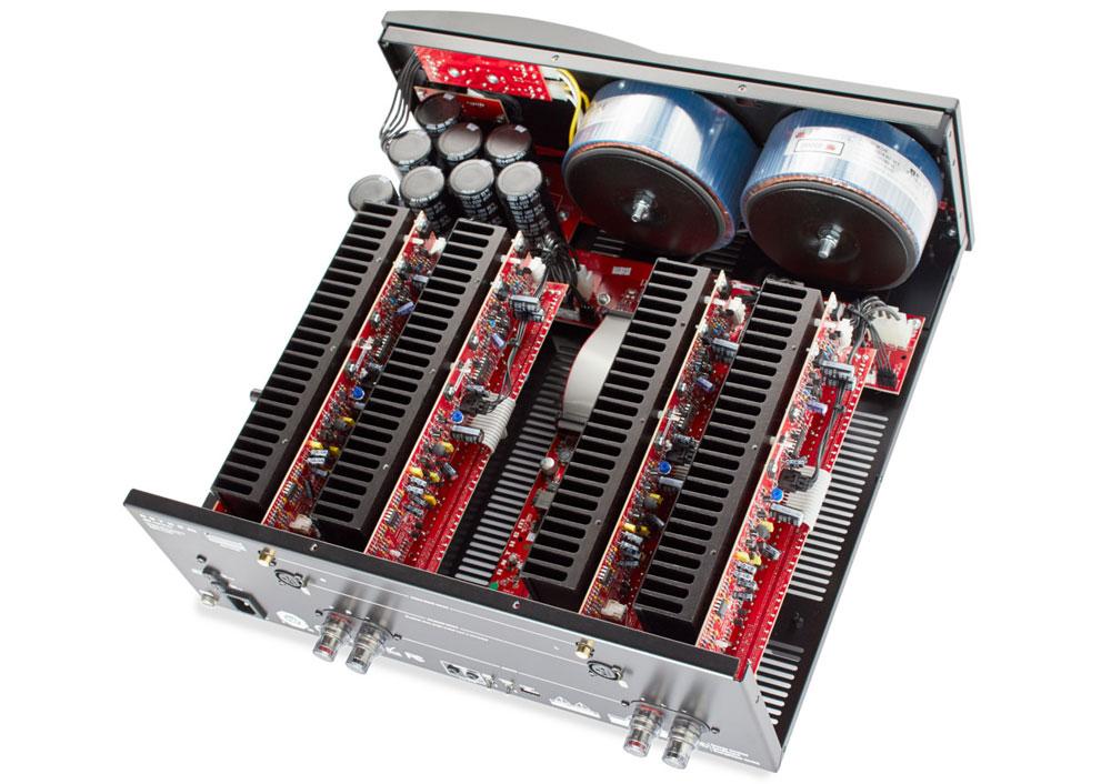 STR Amplifier