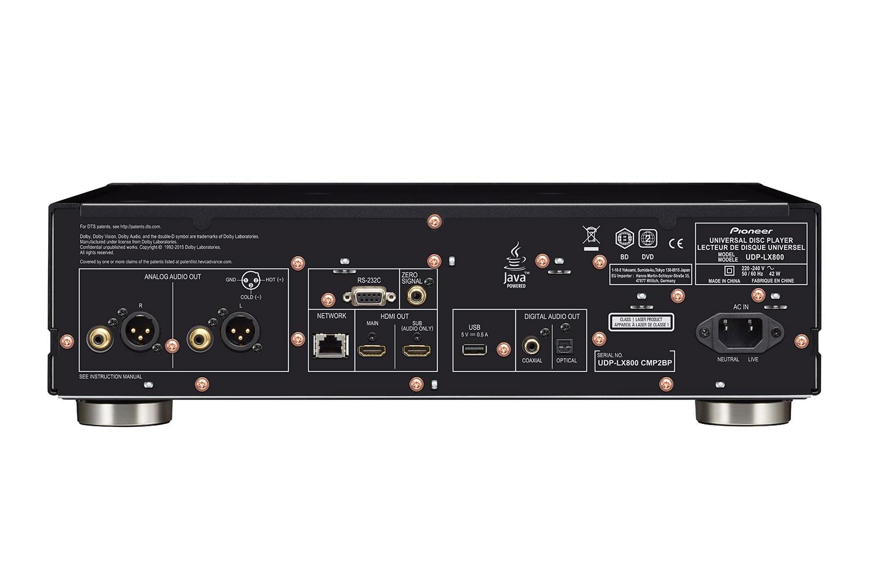 UDP-LX800 (BLACK)