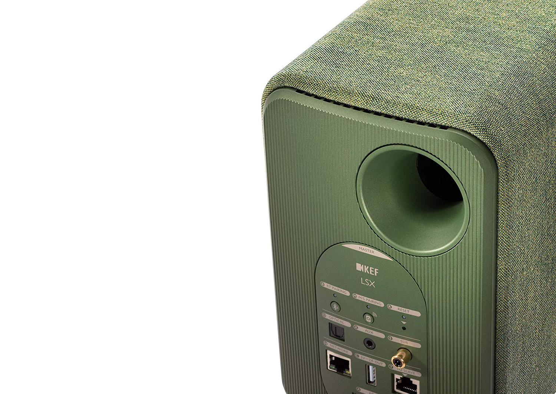 LS-X (Green)