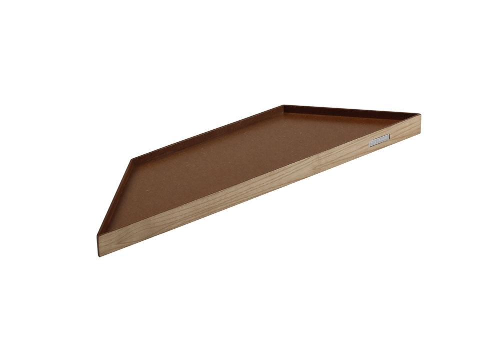 SBE Stacker Level (Light brown) กล่องละ 1 ชิ้น