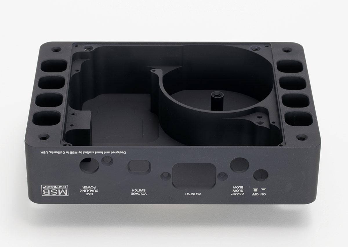 The Premier DAC + Discrete Power Supply