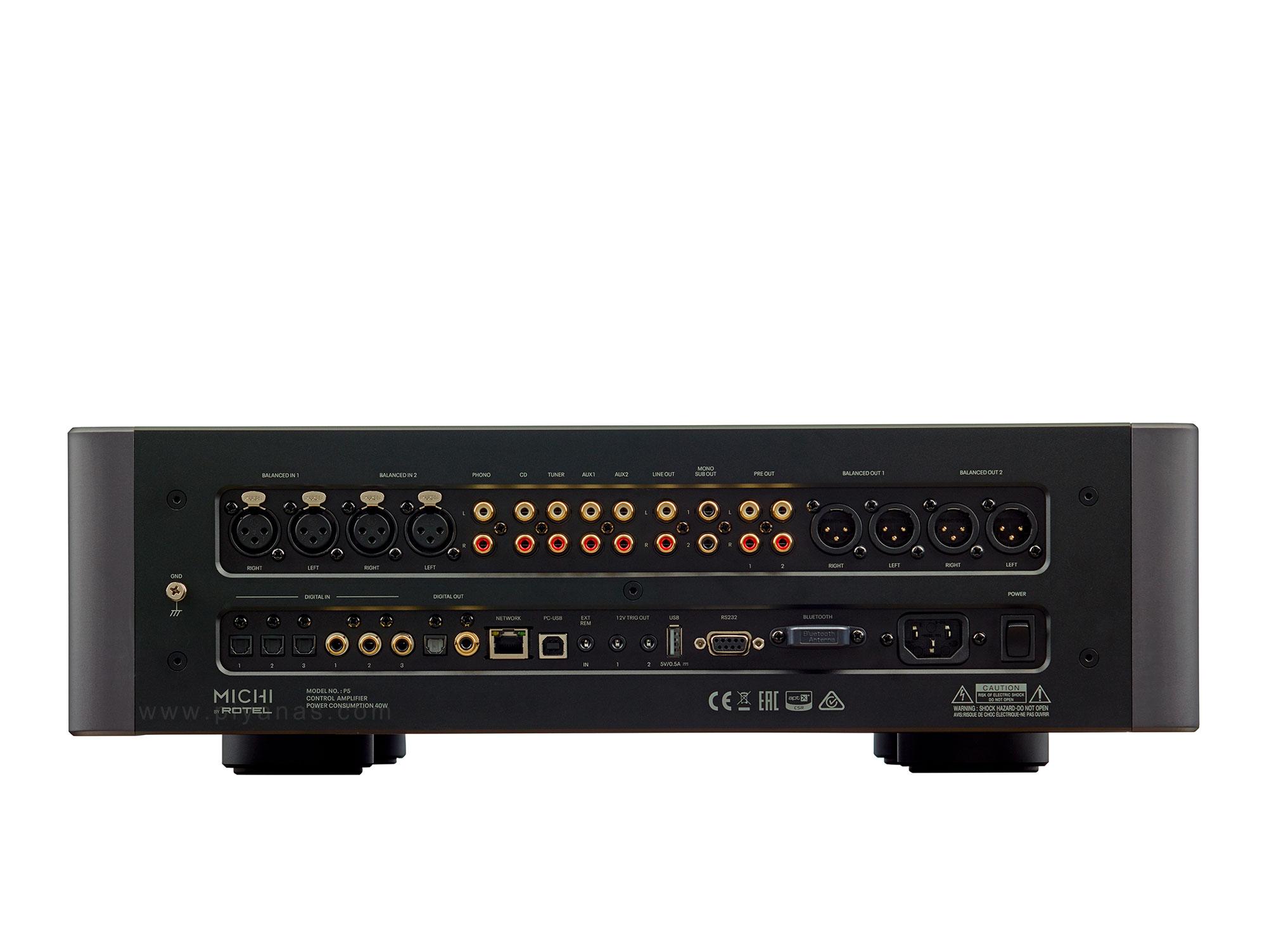P5 (Pre-Amp)