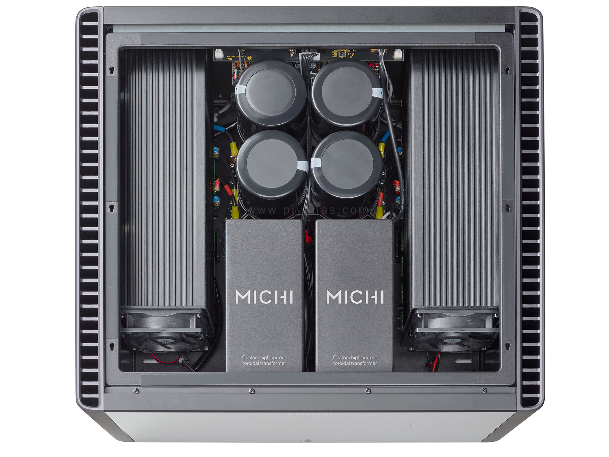 MICHI S5 (Stereo Power Amp)