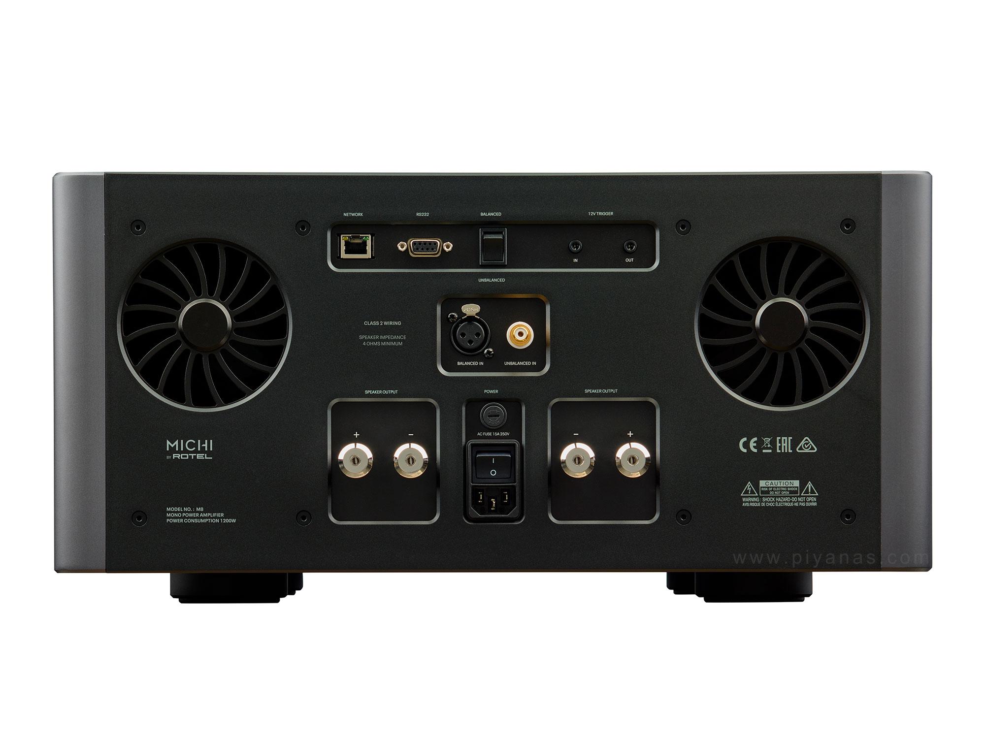 M8 (Mono Power Amp)