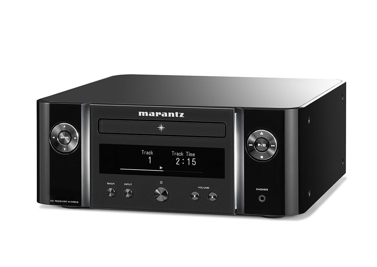 M-CR612 (Black)