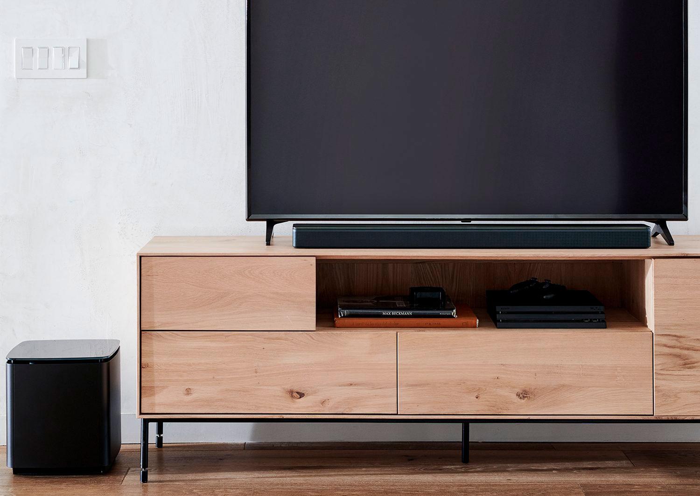 Soundbar-700 (Black) (เฉพาะลำโพง)
