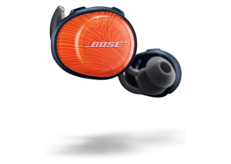 SoundSport Free Wireless Headphones (Orange)