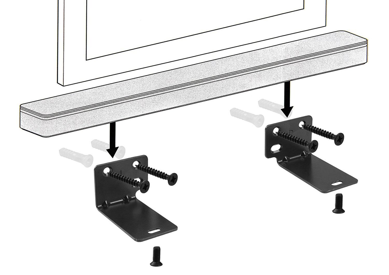 WB-300 Wall Braket Sound Bars