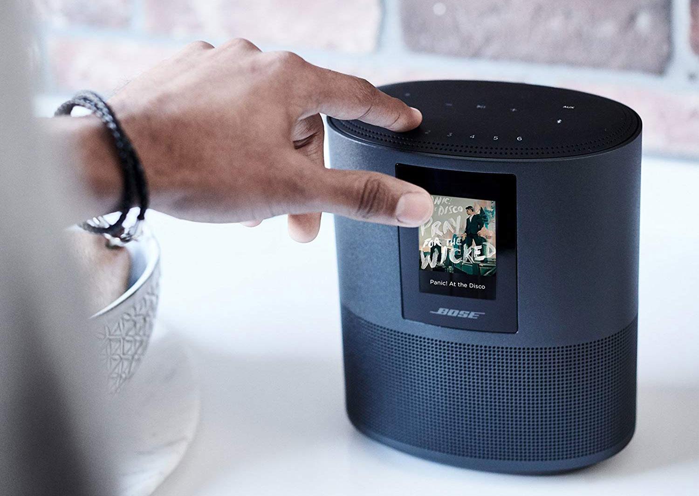 Home Speaker 500 (Black)