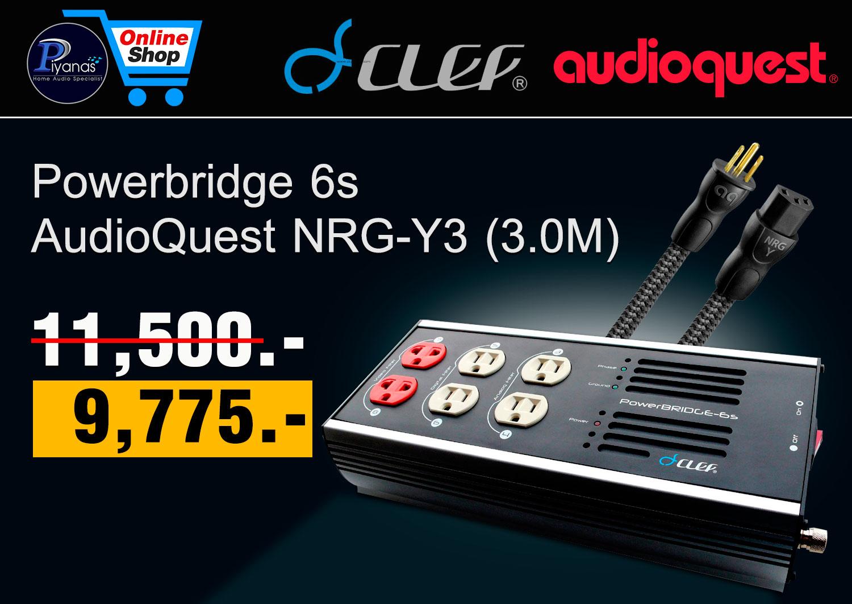 Powerbridge 6s +NRG-Y3 (3.0M)