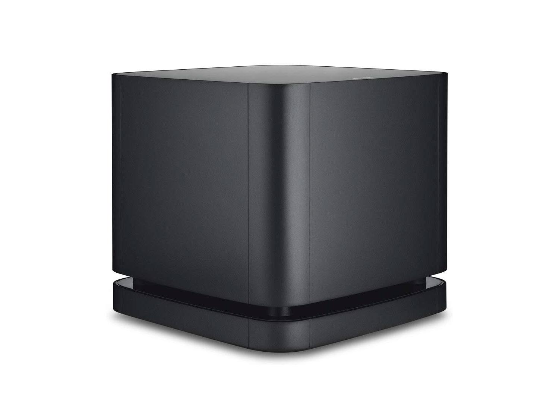Soundbar-500 + BASS Module 500 + Surround Speakers (Black)