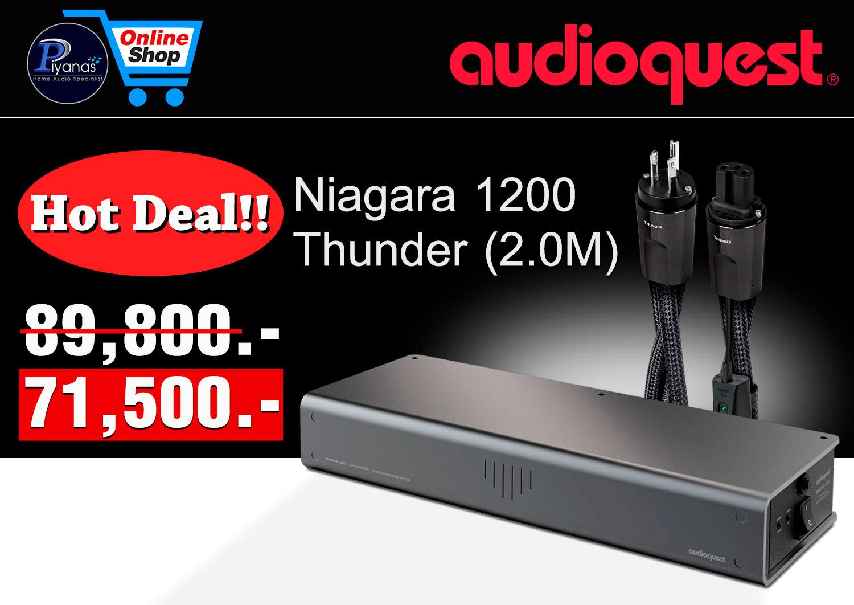 Niagara 1200 + Thunder 2.0M