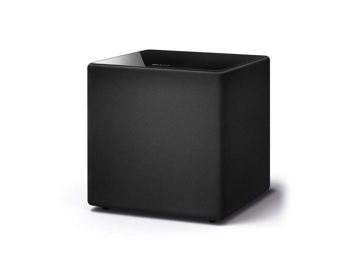 KUBE-8b (Black)