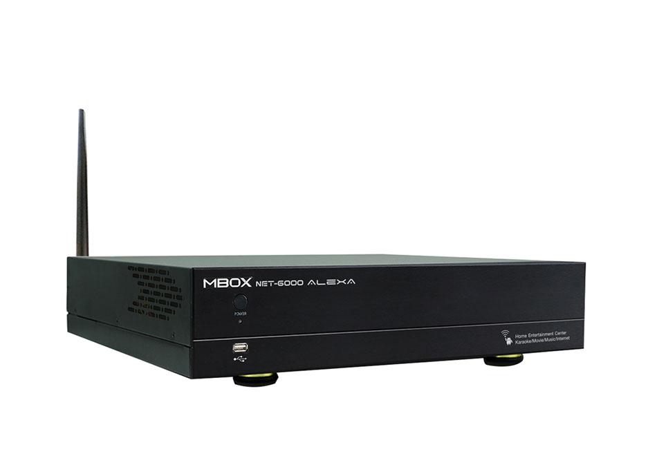 NET-6000 Alexa  (HD 3 TB x 1)