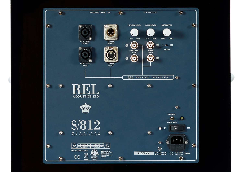 S-812 (จำนวน 7 ตู้)