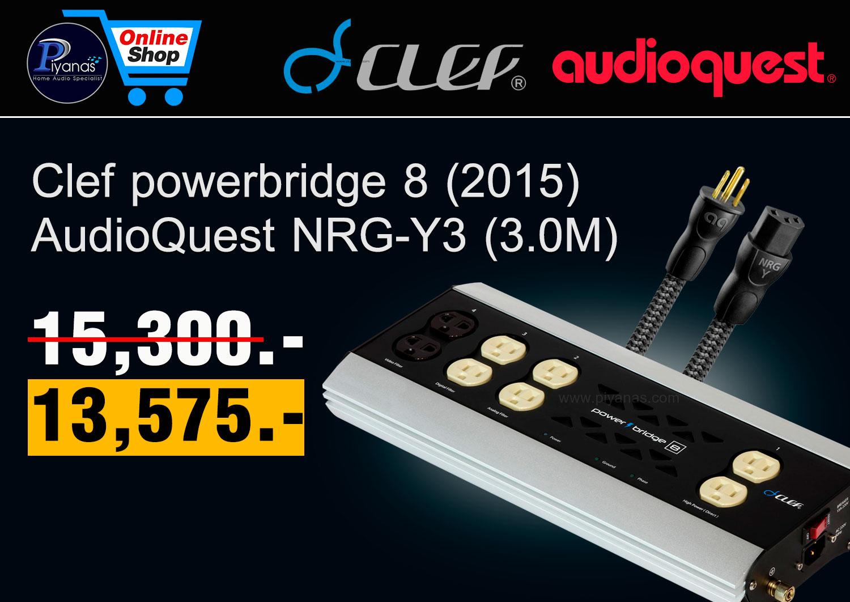Powerbridge-8 (2015) + NRG-Y3 (3M)