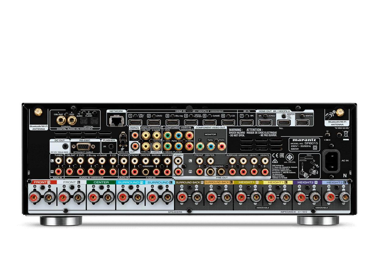 SR-6015 (BLACK)