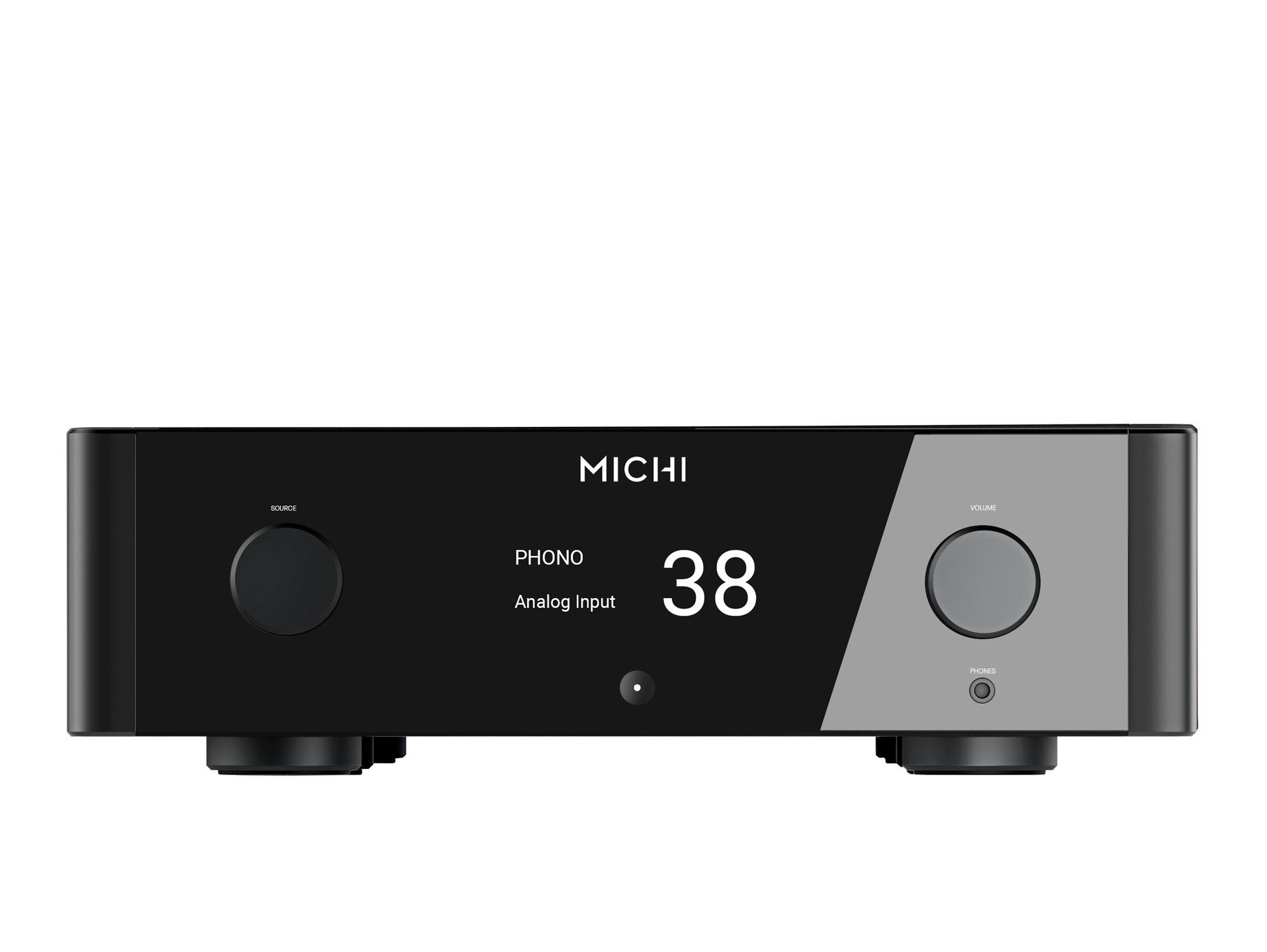MICHI X3 (Black)