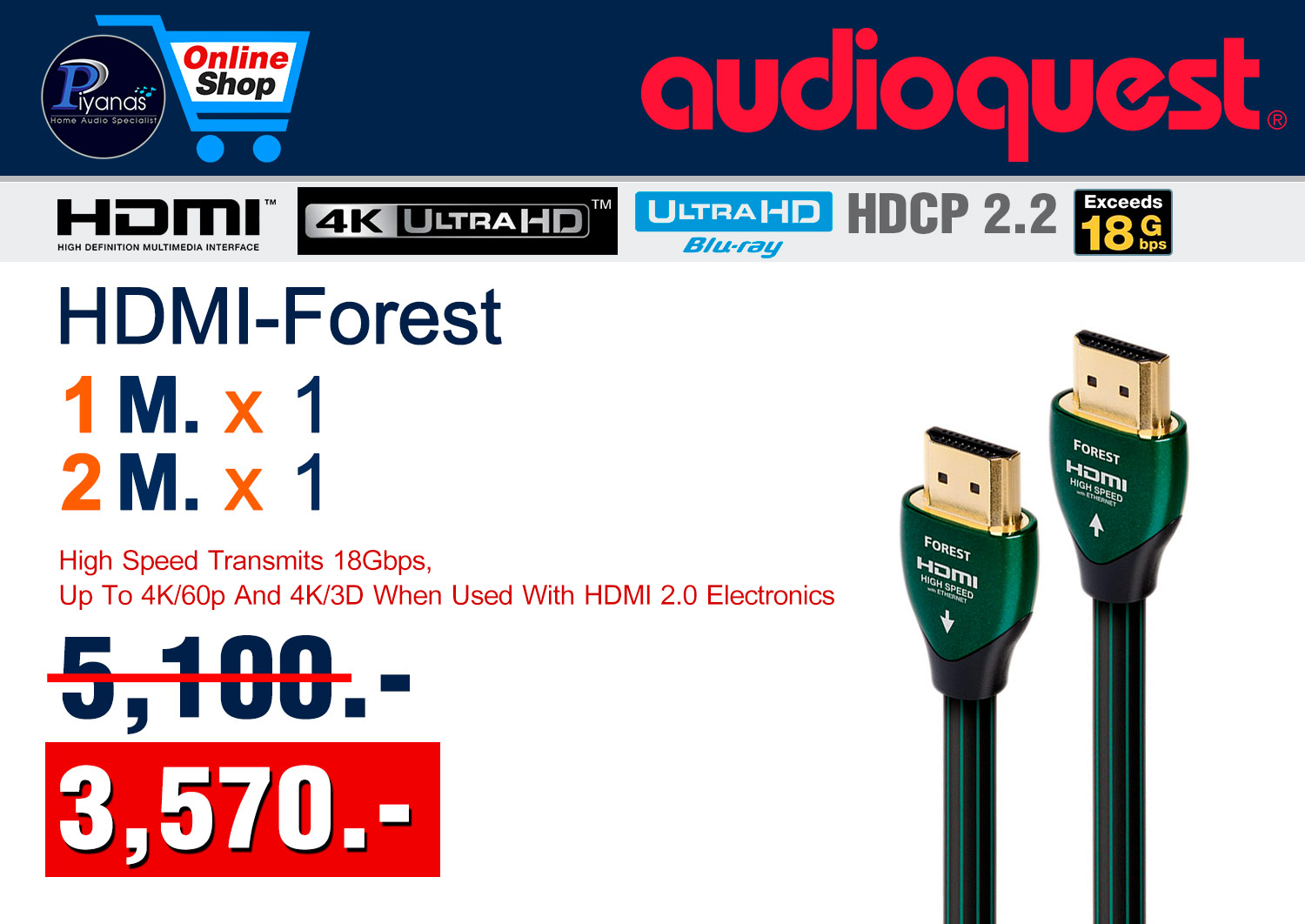 HDMI-Forest (1M)+(2M)