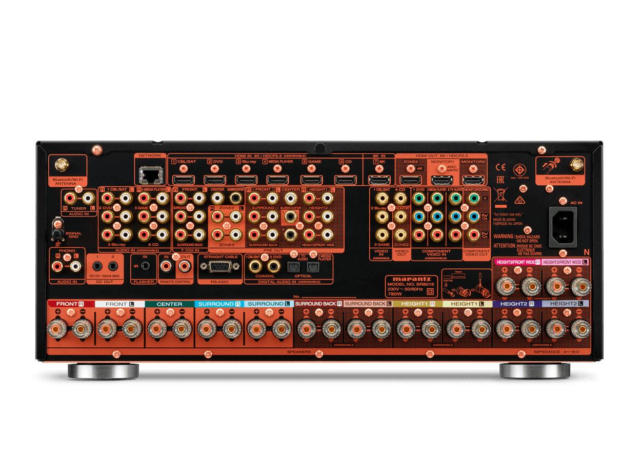 SR-8015 (BLACK)