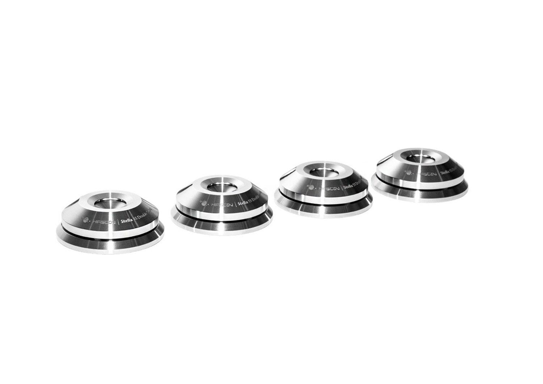 Stella 60 Double Swing (60 mm) (Silver) Set of 4